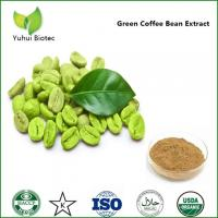 Quality pure green coffee bean extract,green coffee bean extract capsules,chlorogenic acid price for sale