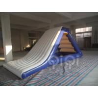 Buy cheap Selling Inflatable Freefall Water Slide from wholesalers