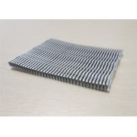 Quality Radiator Plate Fin Heat Sink Aluminum Auto Parts For New Energy Vehicle for sale