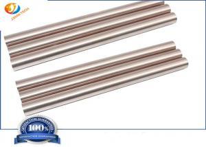 Quality Polishing WCu10 17g/Cm3 150mm Tungsten Copper Round Bar for sale