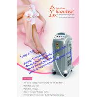 Quality Alma lasers 808nm hair removal laser diode light sheer laser hair removal for sale