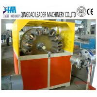 Buy cheap fiber reinforced soft pvc graden hose extrusion machine from wholesalers