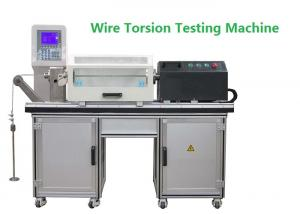 Quality Metallic Composite Wire Simple Reverse Torsion Testing Machine for sale