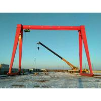 China Box Type And Trussed Type 18T Electric Hoist Gantry Crane For Sale on sale