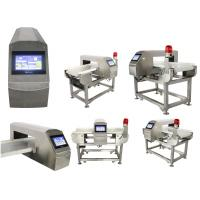 Quality Ss Needle Detector , X Ray Metal Detector Food Heavy Duty Conveyor System for sale
