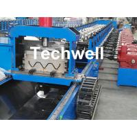 Quality 3 Wave Highway Guardrail Roll Forming Machine for Making Steel Curvinging for sale