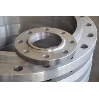 Best ASME DIN Forged Steel Flanges Diameter 200 - 1200 Mm UT Test TUV Certificate wholesale