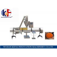 Quality Fully automatic milk powder/coffee powder/ dry powder filling machine with CE,ISO for sale