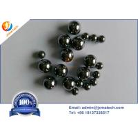 Quality Small Size Tungsten Alloy Ball , Tungsten Alloy Shot For Missile Weapon Projectiles for sale