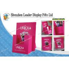 Best Custom Cardboard Retail Display For Magazine , Retail Store Display Cases wholesale
