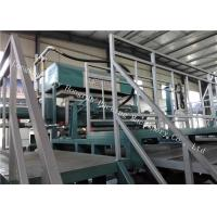 Buy Vacuum Forming Paper Pulp Moulding Machine , Paper Products Manufacturing Machines at wholesale prices