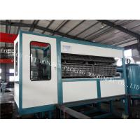Buy 30 Egg Tray Forming Machine , Paper Pulp Moulding Machine Touch Screen at wholesale prices