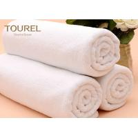 China 5 Star Luxury Hotel Hand Towels Customized Bath Towel With Logo on sale