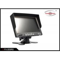 1080P AHD Rear View Mirror Reverse Camera High Resolution With 7 Inch Monitor