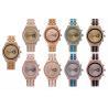 Best New Design Brand Quartz Business Wrist Alloy Watches Men AND WOMAN wholesale