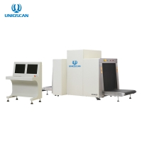 Quality 0.22m/S Conveyor Speed Dual Energy Security Bag Scanning Machine for sale