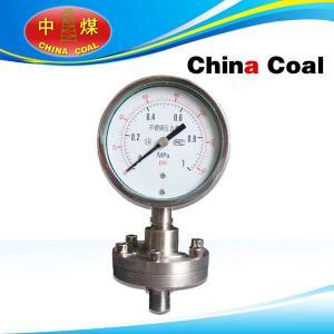 Quality YMN series diaphragm type shock resistant pressure gauge for sale
