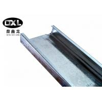 Quality 0.3mm-1.5mm Ultra Gypsum Channel Easy And Fast Assemble By Bolts , Saving 90% Time for sale