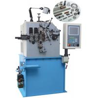 Quality Advanced Compression Spring Maker Machine With CNC Controlled Servo Motion System for sale