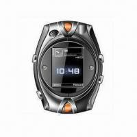 Quality Triband Watch Mobile Phones with MP3/MP4/Bluetooth/Camera/FM for sale