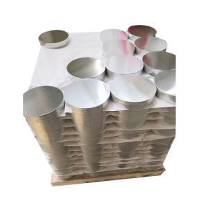 Quality 1050 1100 Anodized Aluminum Discs Circle H112 Temper for sale