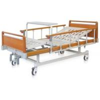Best Two Function Wooden Manual Hospital Bed wholesale