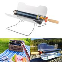 Buy cheap Portable Solar Grill for Outdoor Cooking, Solar Oven For Grilling While Camping from wholesalers