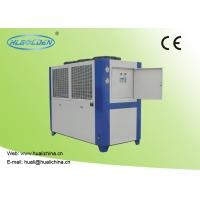 Quality Air Cooled Water Chilling Plant / Industrial Water Chiller For Printing Machine for sale