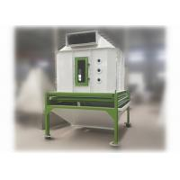 Quality Durable Fertilizer Pellet Cooling Machine Big Capacity For Cooling Poultry for sale