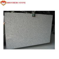 Quality Brothers Stone G603 Granite Stone Slabs , Grey Granite Stone 0.28% Water Absorption for sale