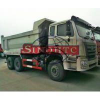 Quality 6x4 Heavy Duty Dump Truck 25 Tons Loading Capacity Durable MAN Engine for sale