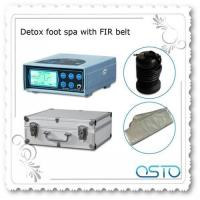 Buy cheap Detox foot spa with infrared belt from wholesalers