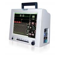 Quality 12.1 Inch TFT Portable Multi - parameter Patient Monitor With ECG, SPO2, NIBP, RESP, TEMP for sale