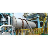 Quality 0.5mm Tolerance Cement Rotary Kiln , Rotary Lime Kiln For Sintering Cement Clinker for sale