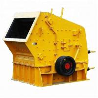 Quality 300 - 700mm Feed Impact Stone Crusher , Cement Impact Mill Rock Crusher for sale