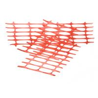 Quality High Tensile Safety Barrier Fence Flexible Resinet Economy 130g / M² Weight for sale