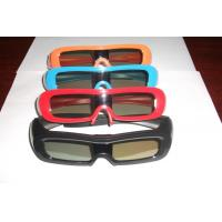 Buy Comfortable Universal Active Shutter 3D TV Glasses USB Chargeable Battery at wholesale prices