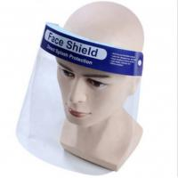 Quality Disposable Surgical Face Shield Clear Plastic Anti Fog Double Side For Protection for sale