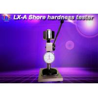Quality LX - A Shore Hardness Tester Rubber Testing Equipments Convenient To Operate for sale