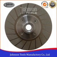 Quality No Chipping Electroplated Diamond Grinding Wheels For Dry Cutting for sale