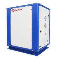 Quality EVI Low Tem Meeting Water Source Heat Pump Super Low Noise Stable Performance for sale