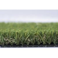 Best Green Natural Fake Synthetic Artificial Turf Grass Lawn With 30mm Diamond Monofil PE 160stitch wholesale