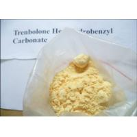 Quality Raw Steroid Powder Trenbolone Hexahydrobenzyl Carbonate / Parabolan CAS 23454-33-3 for sale