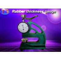 Quality Digital Rubber Equipment Test Piece Thickness Gauge 22±5Kpa Apply Pressure for sale