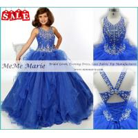 China Quinceanera Dresses Little Girls Pageant Dress Little Queen Flower Girl Dress UF1115F on sale