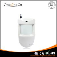 Quality Outdoor 433MHz PIR Motion Detector Wireless For Security Alarm System for sale
