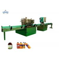 Quality Automatic Carbonated Beverage Machine , 2000 BPH 500ML Liquid Filling Equipment for sale
