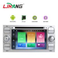 Quality Car Stereo Ford Multimedia Dvd System , Radio Tuner Ford Focus Dvd Player for sale
