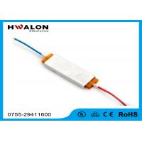 Quality High Eficiency Electrical PTC Ceramic Heater Element with Aluminum plate 110V 100W for sale