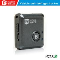 Quality Brand New Global Smallest GPS GPRS GSM personal mini gps tracker RF-V8S for sale